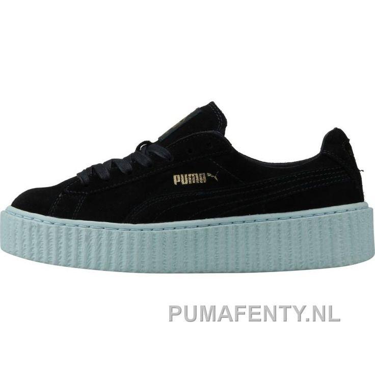 http://www.pumafenty.nl/puma-by-rihanna-creepers-womens-peacoat-cool-blue.html PUMA BY RIHANNA CREEPERS (WOMENS) - PEACOAT / COOL BLUE Only 71,14€ , Free Shipping!