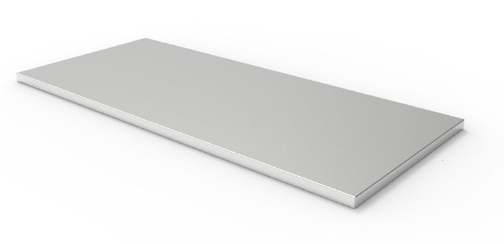 Standish Stainless Steel Top