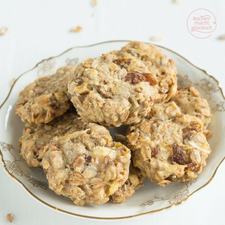 Gesunde Kekse ohne Zucker für Babys und Kinder