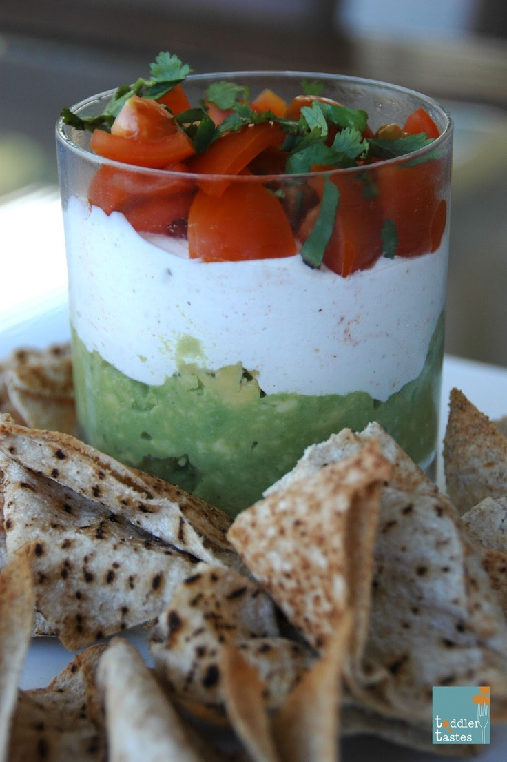 Avocado dip with pita bread #holidayavocado @Diane Haan Lohmeyer Haan Lohmeyer Avocado