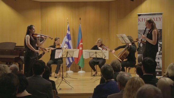 Η Πρεσβεία του Αζερμπαϊτζάν τίμησε την 25η επέτειο της Γενοκτονίας του Χοτζαλί