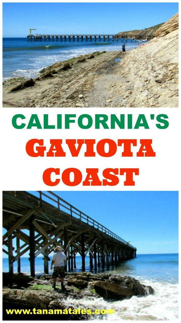 The Gaviota Coast in Santa Barbara County is one of the last undeveloped stretch of coast in California. Because of that, the beauty of the place is undeniable.