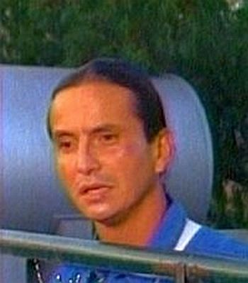 "RENEGADE (1992) .The  episode "" Rustlers rodeo"".  Actor/director Pato Hoffmann."
