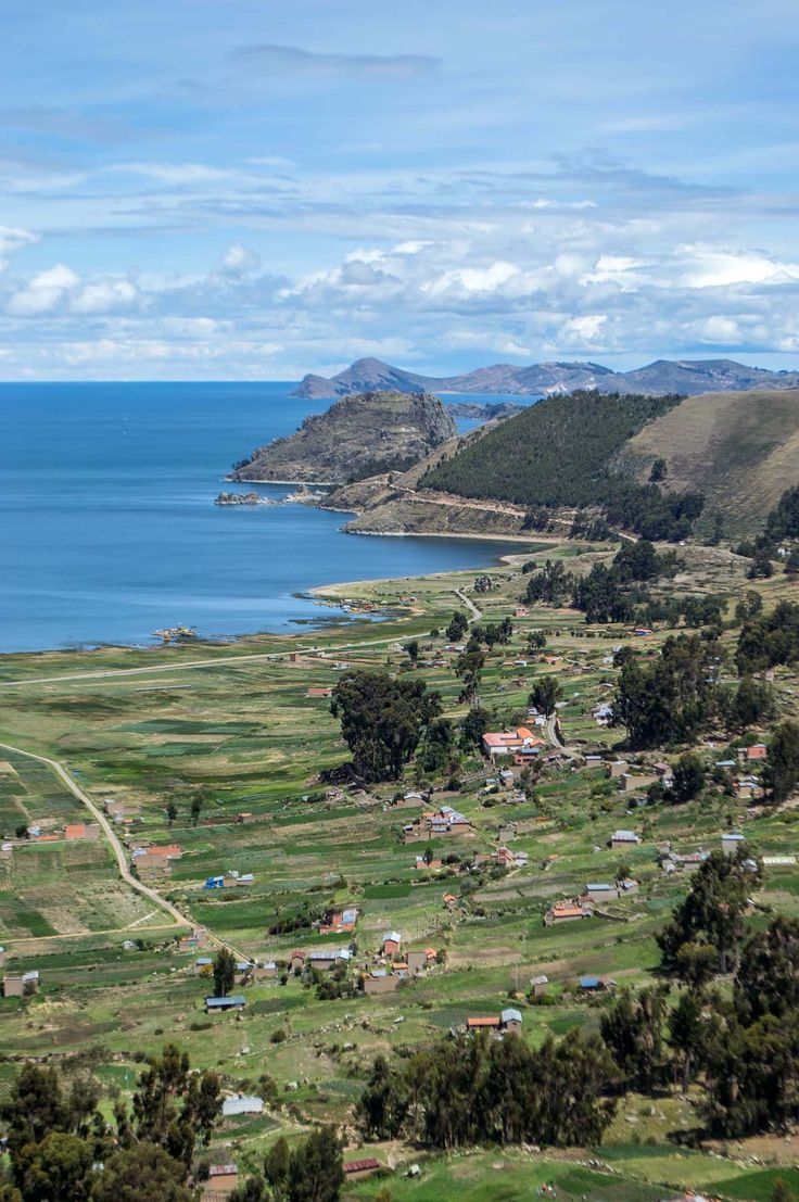 Lake Titicaca, Bolivia   heneedsfood