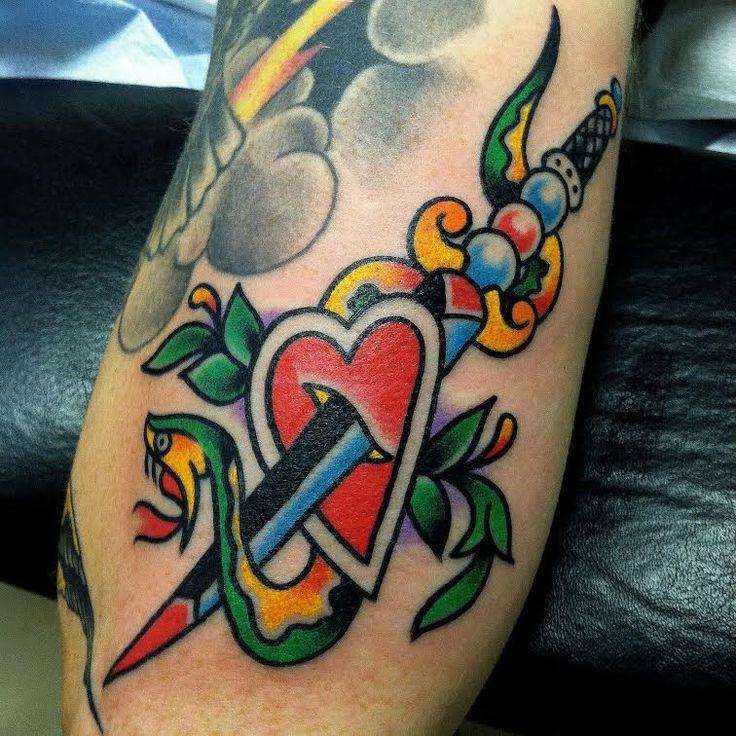Barrett Fiser, Fun City Tattoo