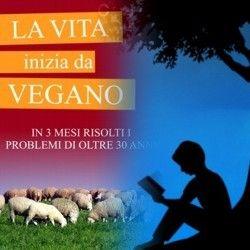 La vita inizia da vegano