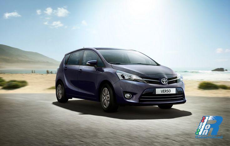 Toyota Verso oggi euro 6 http://www.italiaonroad.it/2015/04/15/toyota-verso-oggi-euro-6/