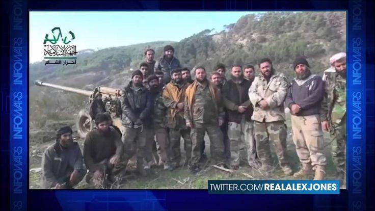 Breaking   Russia Deploys Heavy Military In Syria & Turkey Resonds