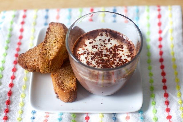 gingerbread biscotti | smittenkitchen.com