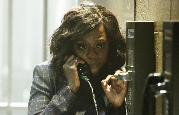 "Annalise Keating (Viola Davis) in ""How to Get Away with Murder"" on ABC. (Nicole Wilder/ABC)"