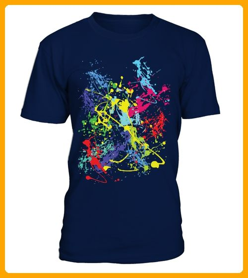 The Color Run - Shirts für künstler (*Partner-Link)