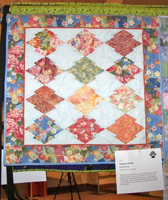 94 Best Japanese Jigsaw Quilts Images On Pinterest