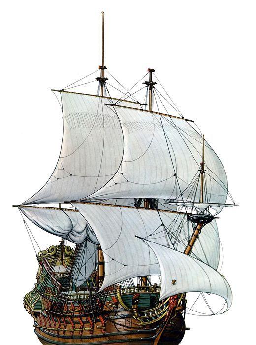 Dutch ship of the line