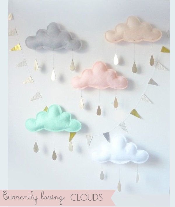 Home Shabby Home: Currently loving: Clouds