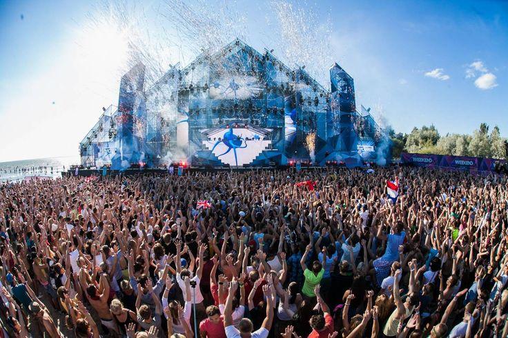 Weekend Festival Sweden 5-6 августа 2016 #WKND