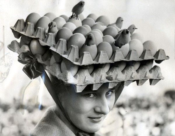 Hope you have some creative ideas for making your Easter bonnet this year!