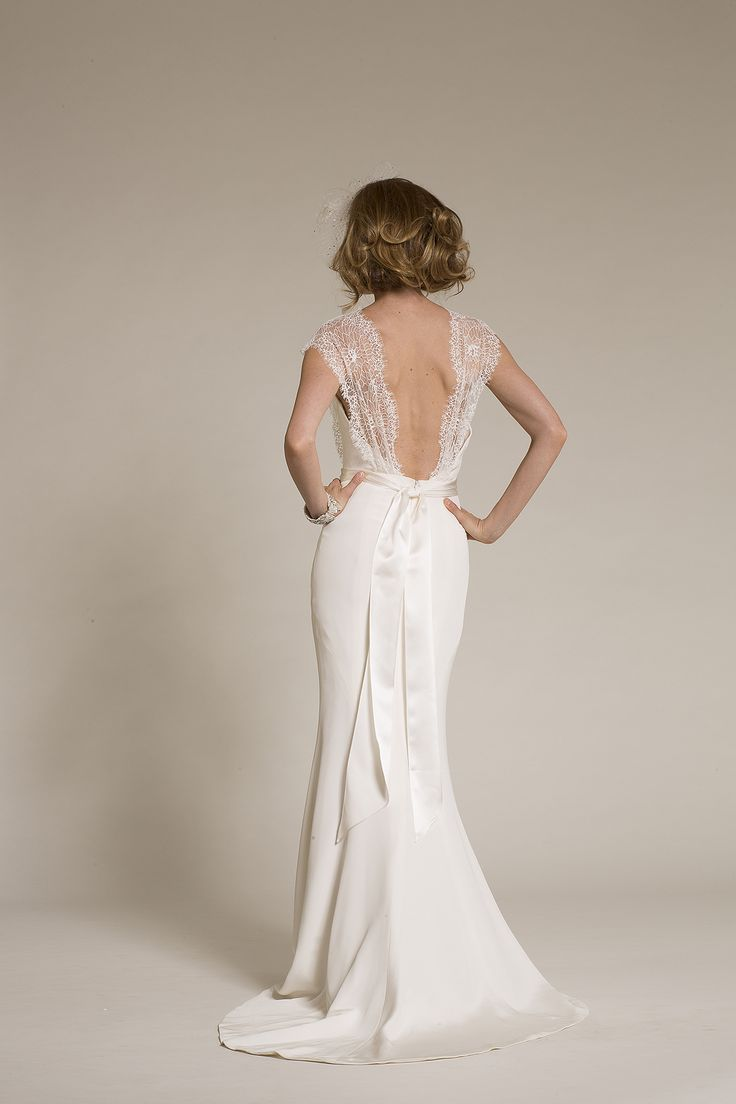 Amy Kuschel Bride Lola Gown