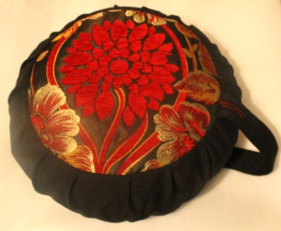 cover only zafu meditation cushion cover