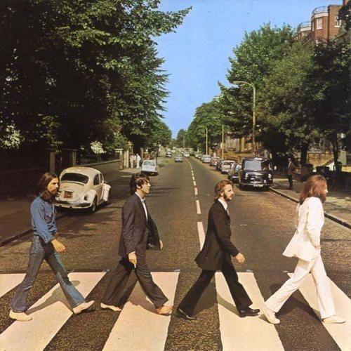 'Abbey Road', The Beatles - St John's Wood