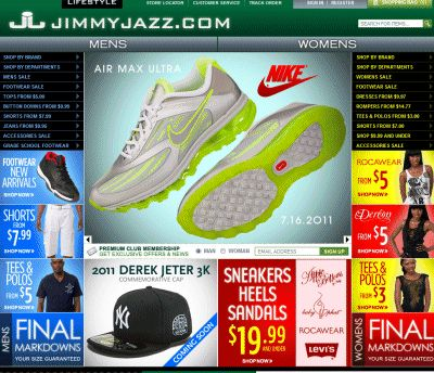 Jimmy jazz coupon codes