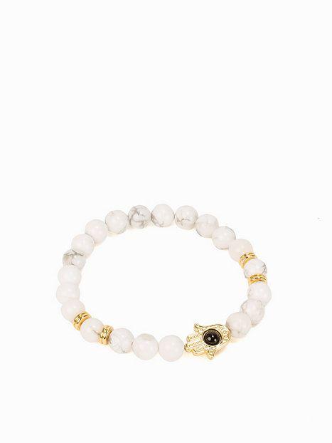 Bracelet - Jfr - Vit - Smycken - Accessoarer - Kvinna - Nelly.com