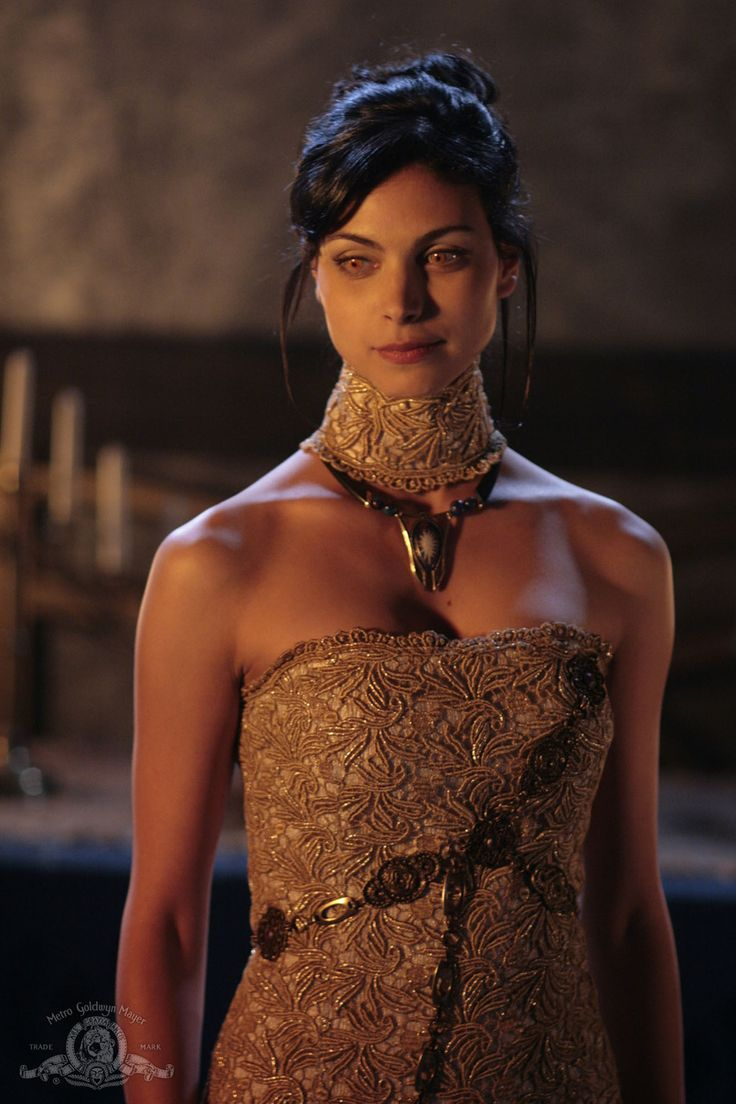 Adria - Stargate (Morena Baccarin)
