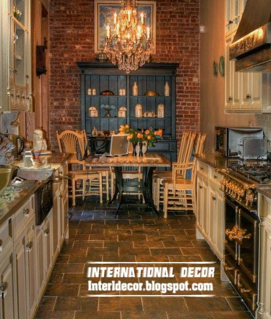 Dream Country Kitchen 47 best kitchen-design-ideas-with-brick-walls images on pinterest