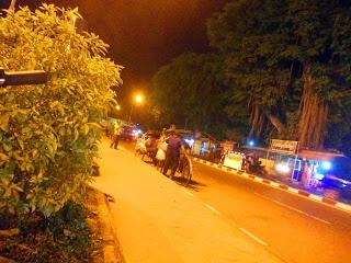 Night life in my city