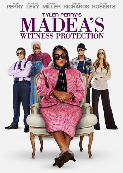 Tyler Perry's Madea's Witness Protection -