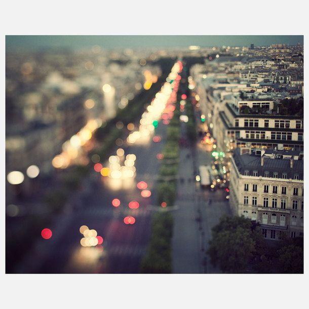 Midnight In Paris by Irene Suchocki