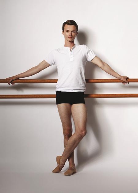 Calvin Hannaford | Coryphée | The Australian Ballet
