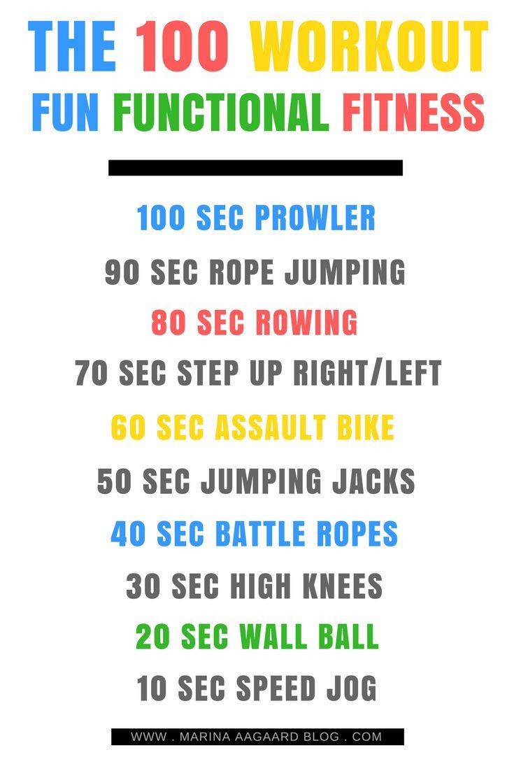 The 100 Workout: Funktionel Træning Inspiration