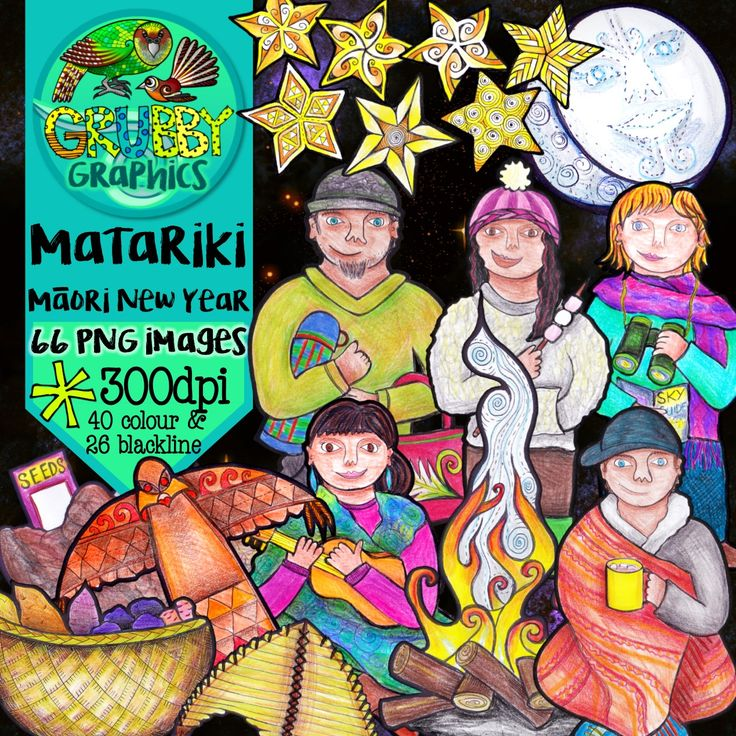 I love having a positive and celebratory learning focus - especially in the middle of winter!   Matariki has links to so many areas of the...