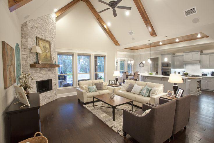 Best 25+ Open Concept Home Ideas On Pinterest