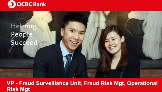 VP - Fraud Surveillance Unit, Fraud Risk Mgt, Operational Risk Mgt