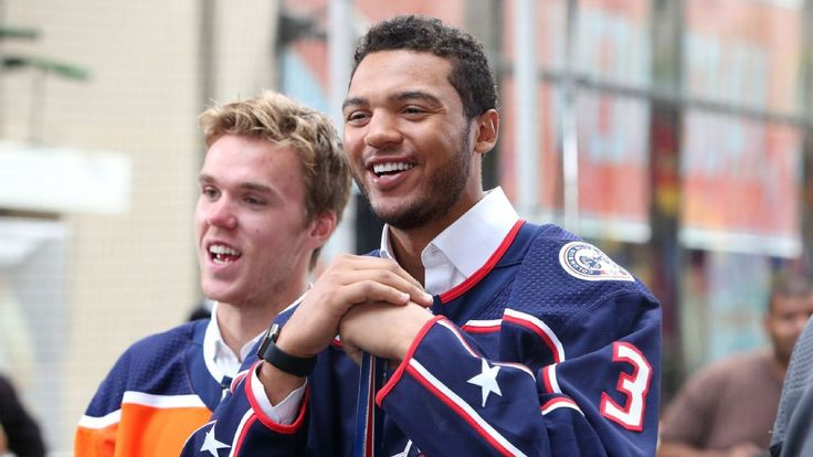 Seth Jones could be the NHL's next superstar #FansnStars