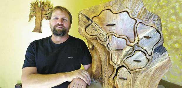 Meu amigo Eduardo Eleuterio de Albuquerque - grande artista e suas magicas caixas porta-joias