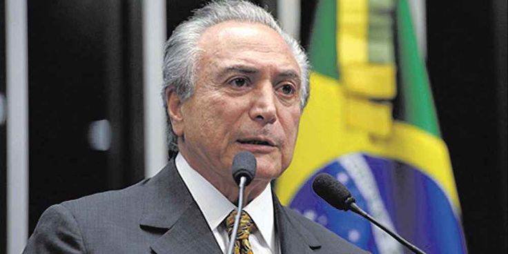 """Top News: """"BRAZIL POLITICS: Temer Boosts Infrastructure Spending as Graft Scandal Deepens"""" - https://i0.wp.com/politicoscope.com/wp-content/uploads/2016/06/Michel-Temer-Brazil-Politics-News-Today.jpg?fit=1000%2C500 - As Brazil grapples with record-high budget deficits, the recent splurge illustrates Temer's efforts to keep his fragmented coalition united despite growing calls for his resignation more than one year before general elections.  on Politics - http://politicoscope."""
