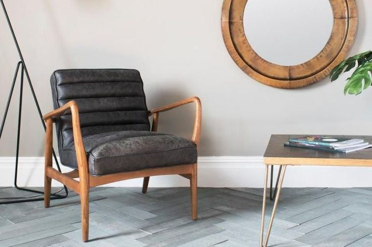 Three Great Leather Armchairs #LeatherChair