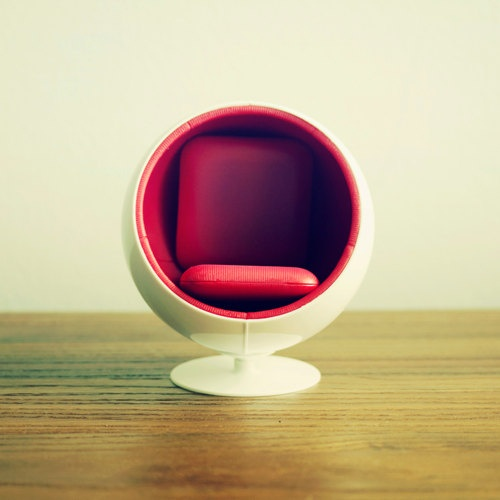 Chair by Eero Arnio - Ball Chair