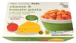 kids meals packaging