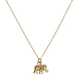 In love with this tiny elephant pendant..