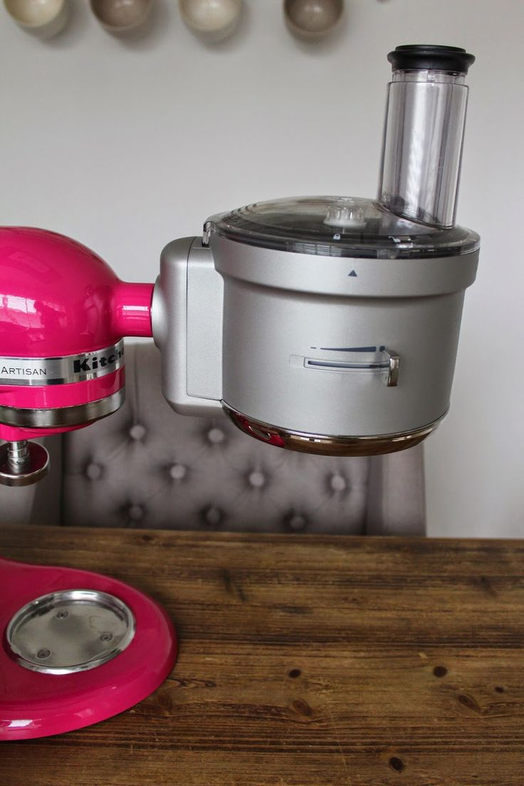 Review: KitchenAid Food Processor Attachment | Fabulicious Home ...