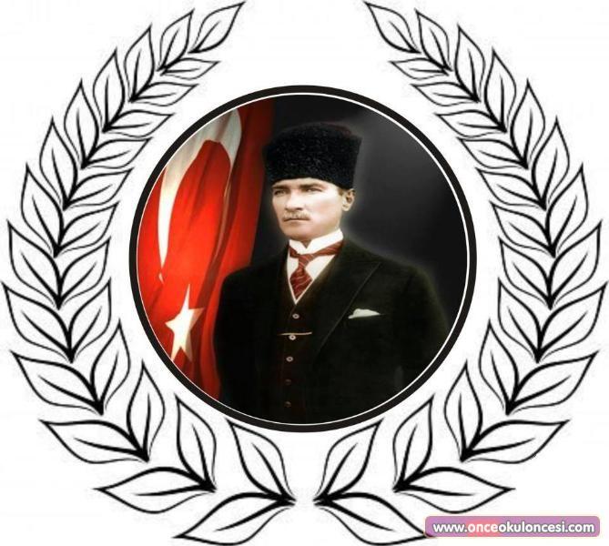 Bireysel Karma Atatürk Etkinliklerimiz (kalıplı) - Önce Okul Öncesi Ekibi Forum Sitesi - Biz Bu İşi Biliyoruz