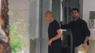 Ehud Olmert Israel's jailed ex-PM is released early
