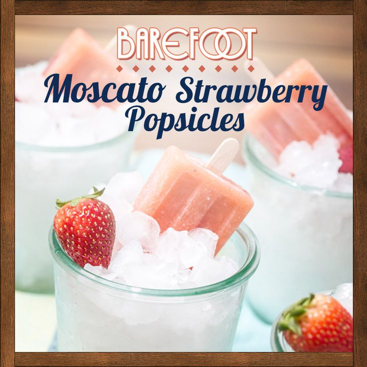 More like this: peach popsicles , barefoot and strawberries .