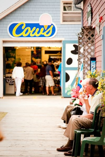 HAVE TO GO HERE! Cows - more then just great ice cream! Prince Edward Island It was so good I bought a magnet! Lol