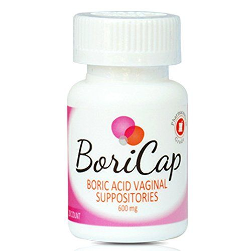 Where to buy boric acid suppositories?