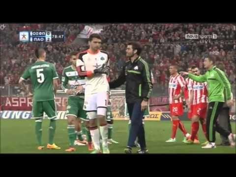 Olympiakos - Panathinaikos 0-3 [02/03/2014]
