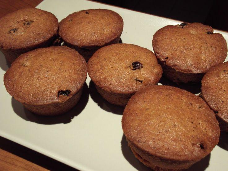 Olga's cuisine...και καλή σας όρεξη!!!: Muffins με σταφίδες